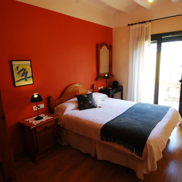 Habitación doble GEOL - Vilosell Wine Hotel